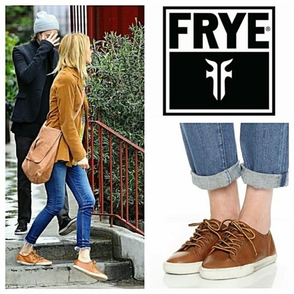 Frye Shoes | Frye Mindy Sneakers | Poshmark
